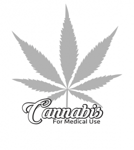 Cannabis leaf for medical use