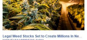 marijuana stocks ad
