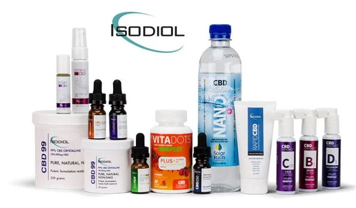 Isodiol products