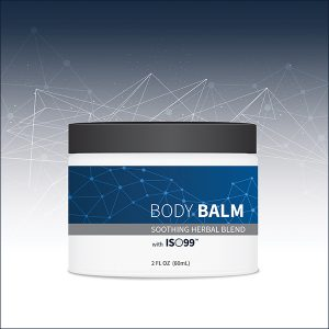 Bioactive Body Balm from Isodiol