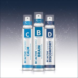 Bio-Active Nano Mist from Isodiol