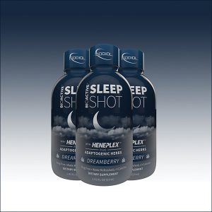 Bio-Active Sleep Shots from Isodiol