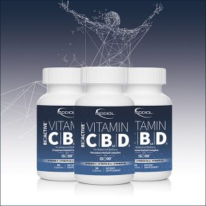 Bio-Active Vitamin CBD from Isodiol