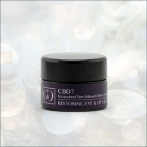 Cannaceuticals Restoring Eye and Lip Gel by Isodiol