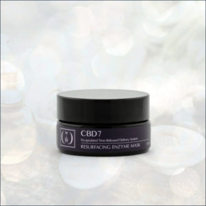 Cannaceuticals Resurfacing Enzyme Mask by Isodiol
