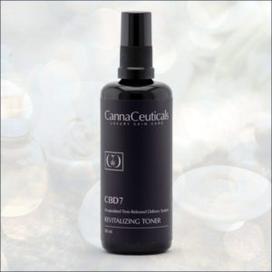 Cannaceuticals Revitalizing Toner by Isodiol