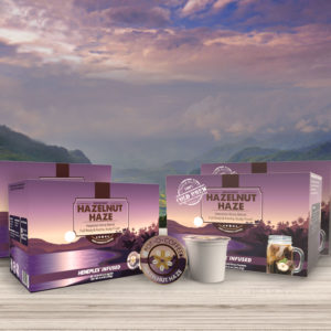 Hazelnut Haze K-Cup Coffee Bundle