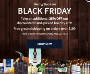 Black Friday sale Pot-o-Coffee