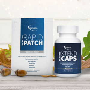 Isodiol Pain Relief Kit