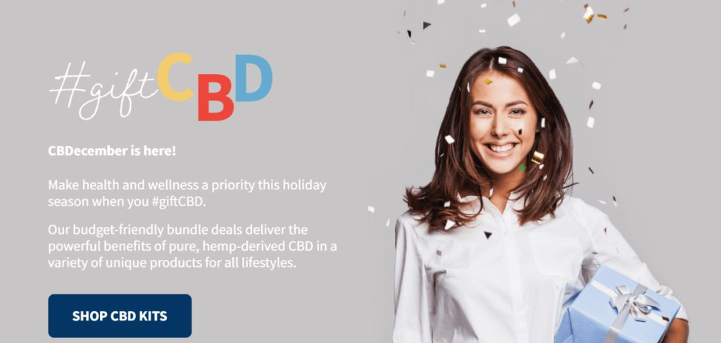 #giftCBD from isodiol