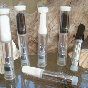 1ml glass oil catridges